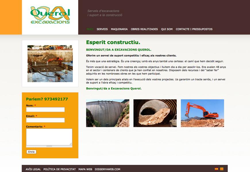 excavacionsquerol.com